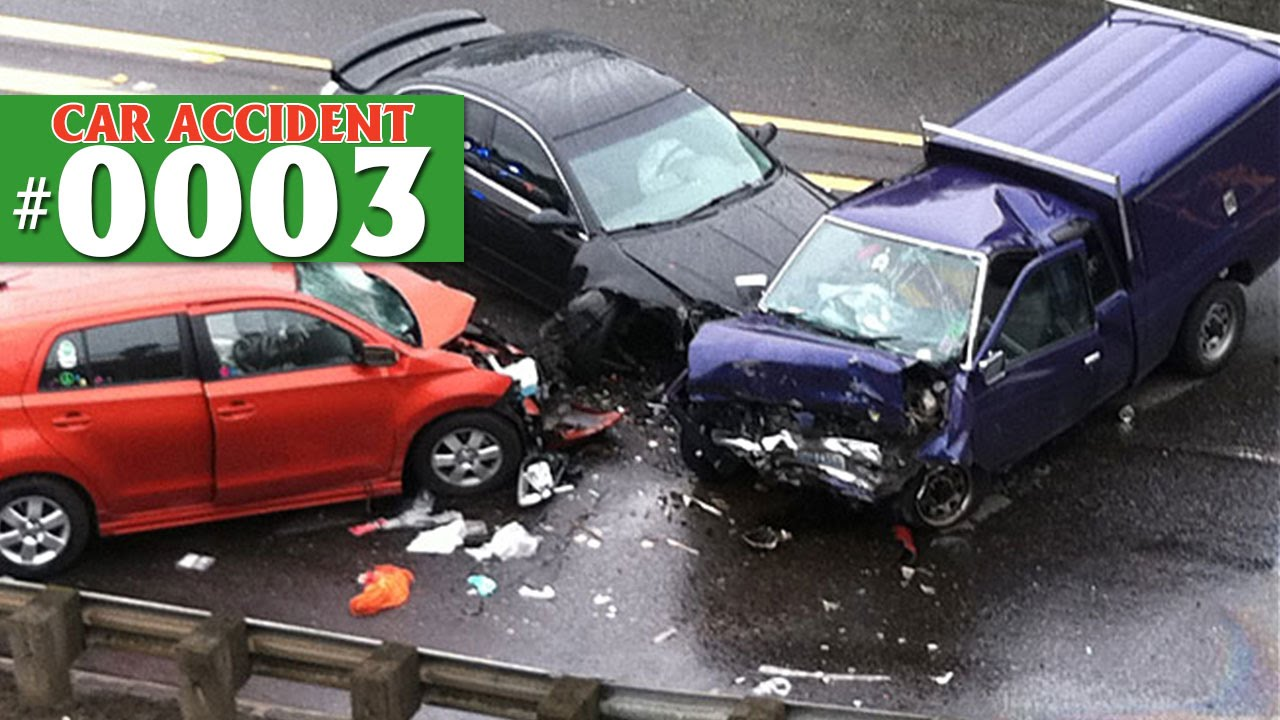 Car Wrecks Today: Car Accident In The World