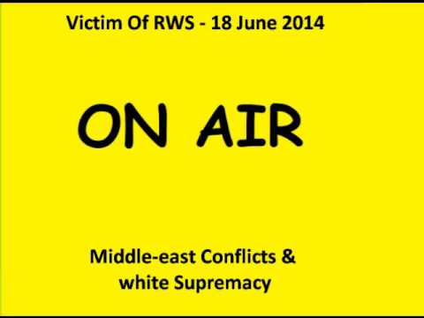 [Live]Neely Fuller - Middle-east, Acting 'white' & Spotting white Supremacists||18 June 2014