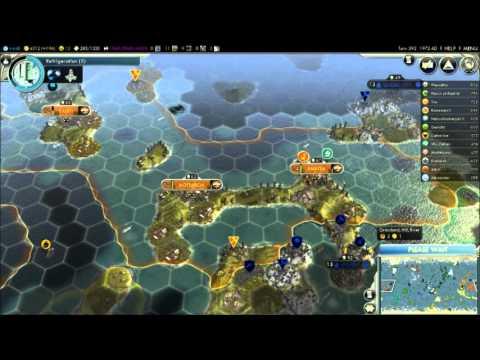 Let's Play : Civilization 5 - Polynesia [Part 24]