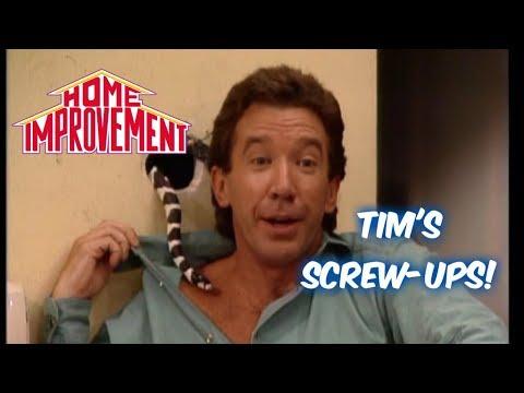 Home Improvement Tim Taylor Screw Ups Youtube