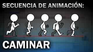 Animacion en Adobe Flash: Como crear un personaje caminando