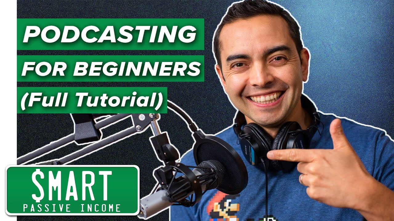 How to Start a Podcast (2019 Tutorial) ???? Equipment & Software