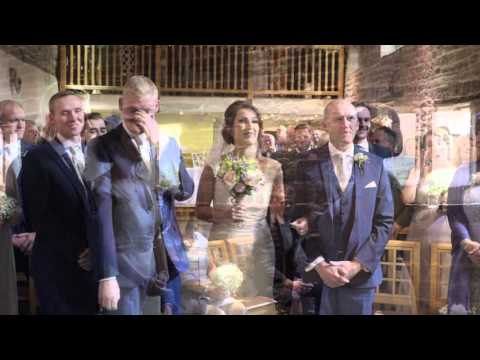 The Ashes Exclusive Wedding Venue - Stacey and Dean