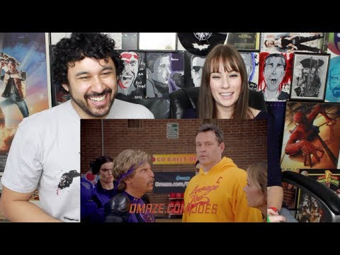 Dodgeball is Back and Ben Stiller Wants YOU to Join Him REACTION / DISCUSSION!