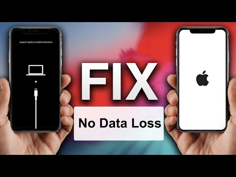 HOW To Fix STUCK AT APPLE LOGO ENDLESS REBOOT Trick iOS 13 iPhone, iPod & iPad from YouTube · Duration:  5 minutes 22 seconds
