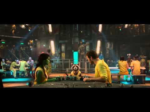 Guardiani della Galassia -- Mi occorrono un paio di cosette - Clip dal film   HD