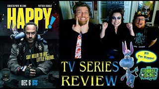 """Happy"" 2017 Season 1 TV Series Review – The Horror Show"