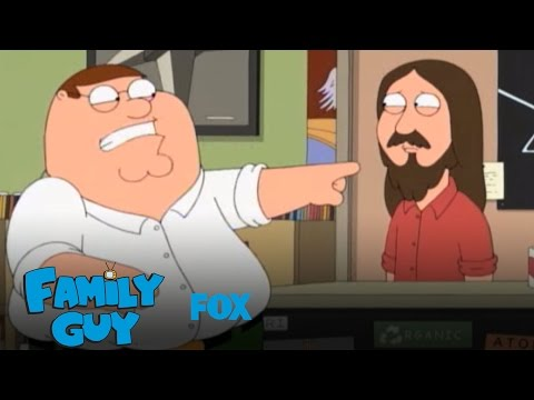 It's Jesus Christ!   Season 7   FAMILY GUY