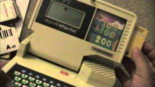 1986 Talking Whiz Kid Learning System Review