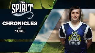 Team Spirit Chronicles: 1uke