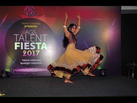 Adobe Bangalore Talent Fiesta 2017 Solo Dance