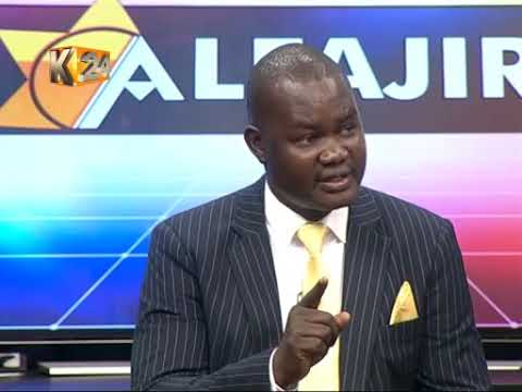 K24Alfajiri : Are you confident IEBC will conduct a free, fair and credible poll?