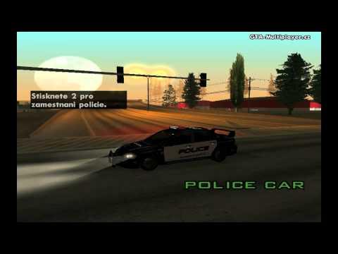 Jencek_[PMJ] - Lancer Evolution VIII MR Police + sounds