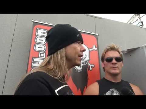Fozzy Interview Download Festival 2014