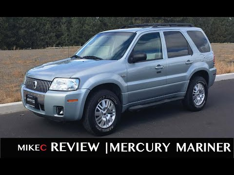 Mercury Mariner Review | 2005-2007 | 1st Gen