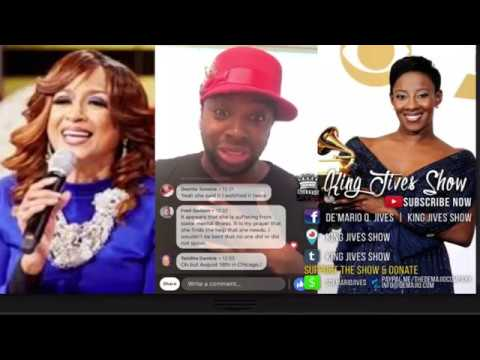 Dorinda Clark-Cole Mass Chaos | Le'Andria Johnson Canceled Contract | AIM Music Department & Sex
