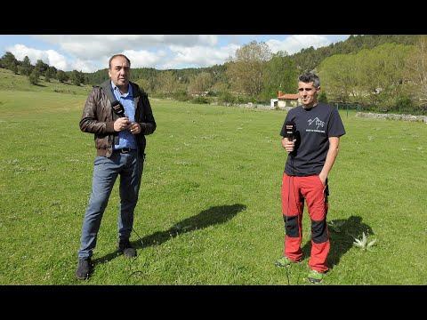 Entrevista a Óscar Puerta sobre la Arganza Trail 2021