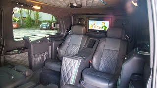 vuclip Custom Mercedes Viano by Yiannimize
