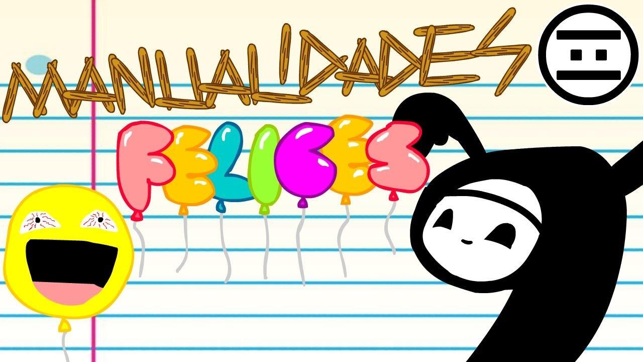 PINCHIMONO - Manualidades FELICES :D (#NEGAS)
