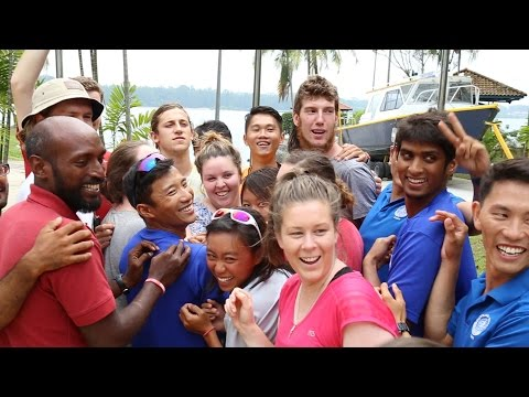 Exploring Outdoor Education in Singapore 2015
