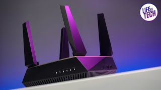 The Worlds First WiFi 6 Mesh System   ASUS AX6100 AiMesh WiFi System   mpressions  Review