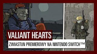 Valiant Hearts Zwiastun premierowy na Nintendo Switch™