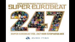 MY FAVORITE SONGS IN SUPER EUROBEAT 247 (CD 1&2)