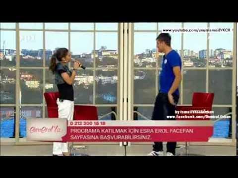 İsmail YK Seviyorum Seni Parçası Esra Erol Fox Tv'de Söylendi
