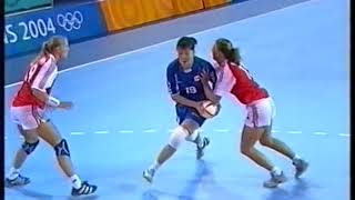 Olympic games Athens 2004, handball women, final Denmark-Korea full match