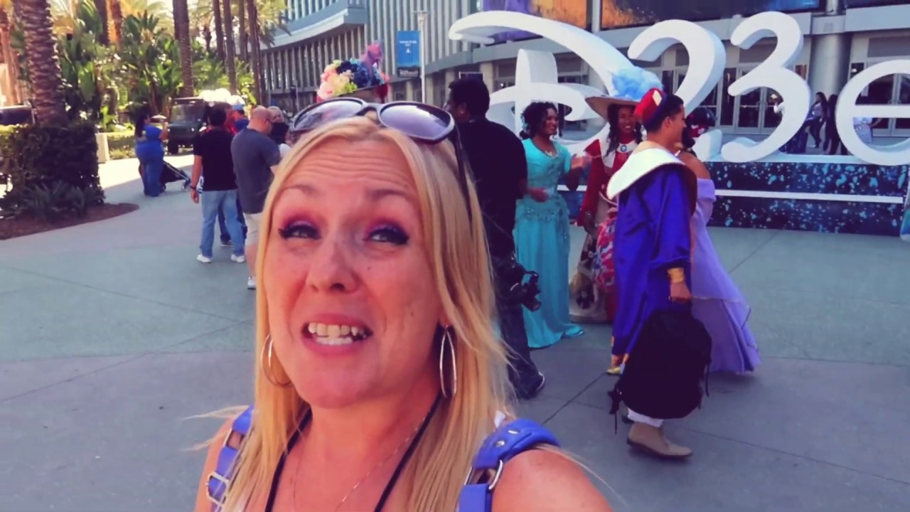 MY VERY FIRST DISNEY D23 OVERALL EXPERIENCE!! SO OVERWHELMING AND AMAZING....