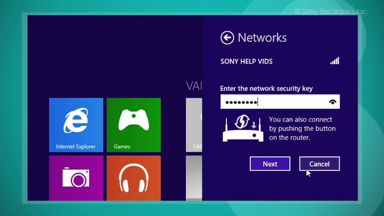 Windows 8: how to connect the Internet 42
