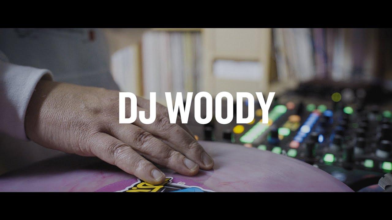 INSIDE TURNTABLISTS - DJ WOODY - EXTRA
