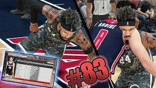 JOHN WALL TRIES TO INJURE ME! FLAGRANT? LeGM Gento Making Moves! NBA 2K18 MyCAREER Ep. 83