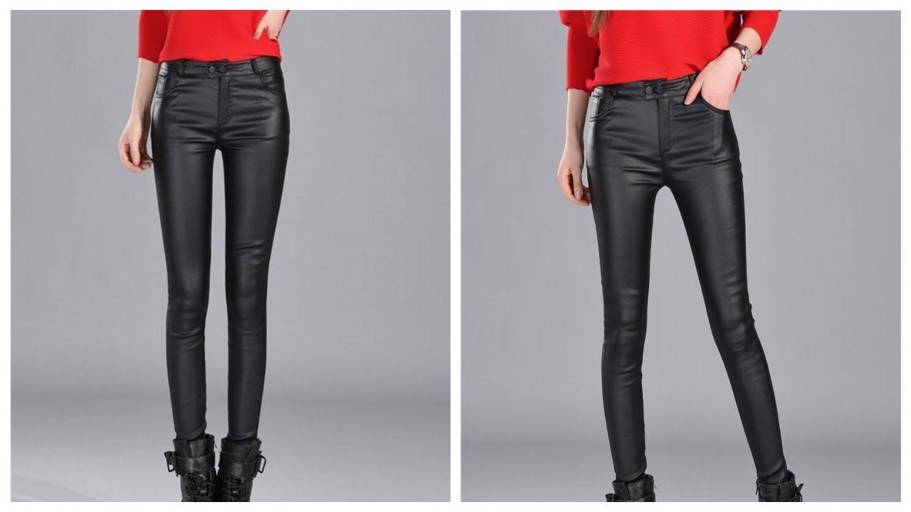 Модные женские джинсы - 2018 / Women jeans / Modische Frauen-Jeans .