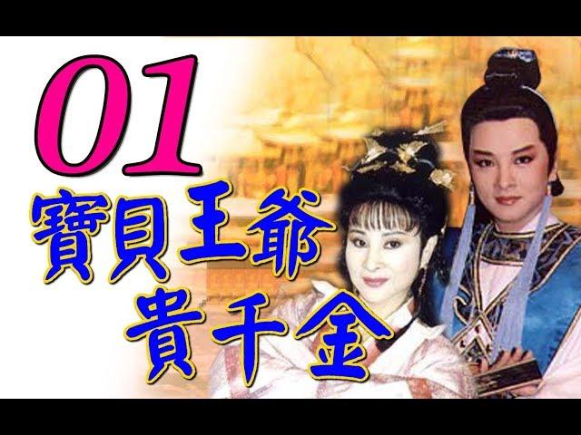 歌仔戲『寶貝王爺貴千金』第1集(黃香蓮 許秀年 陳小咪 廖麗君)_1993年