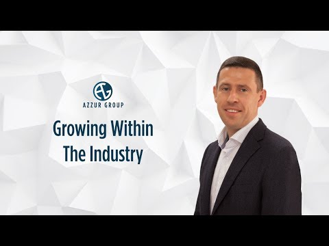 Growing Within The Industry