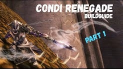 Guild Wars 2 Buildguides: Condi DPS Renegade für PvE - Metabuild | Teil 1