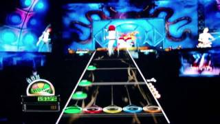 Guitar Hero World Tour-Wii-Test part 2  HD