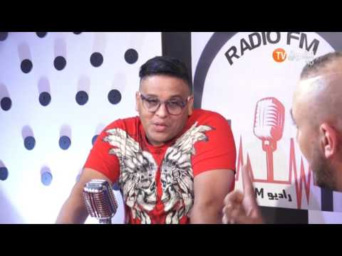 Cheb Mourad: ضيف راديو اف ام