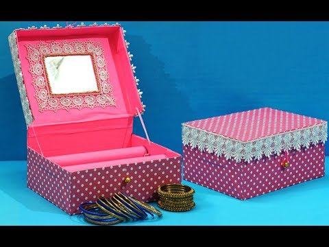 craft box ideas easy best out of waste craft idea cardboard box bangles 1437