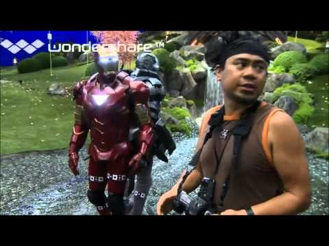 Making of IRON MAN 2 2010