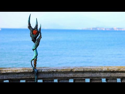 tridente poseidone  DIY: TUTORIAL tridente poseidone ( pirati dei caraibi e la vendetta ...