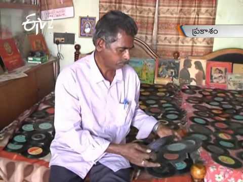 Maruti Prasad - Collector Of Rare Classical Music Gramophone Records