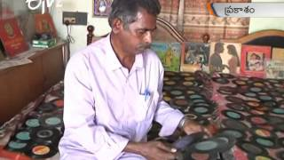 Maruti Prasad - Collector Of Rare Classical Music Gramophone Records