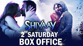 Ajay Devgn's Shivaay Box Office Collection - 2nd Saturday - STRONGER HOLD