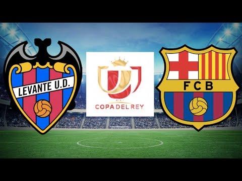 Levante vs Barcelona, Copa del Rey 2019, Round of 16 - MATCH PREVIEW
