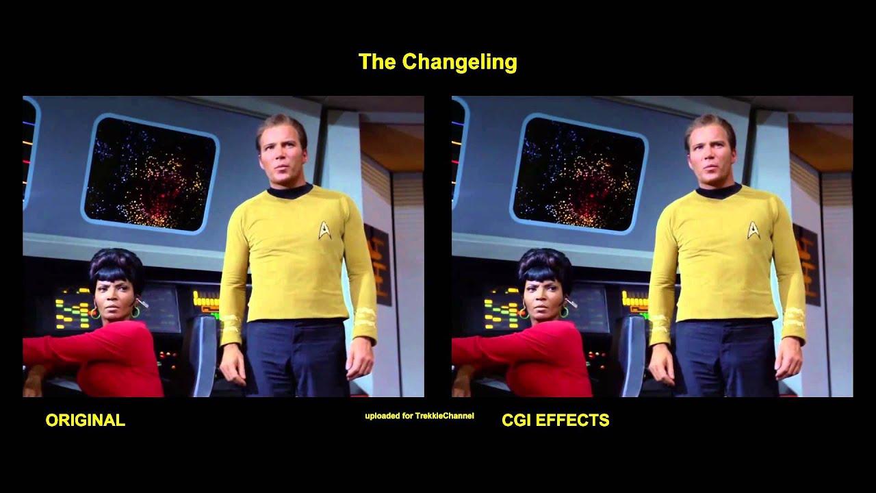 Spock vs. Kirk