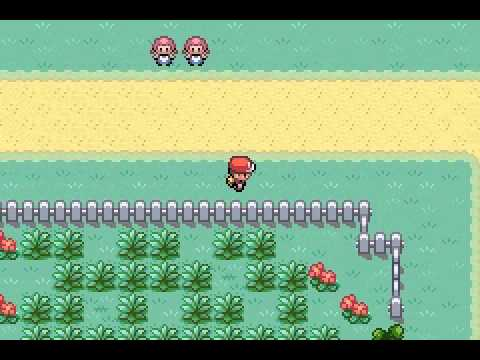 Pokemon Fire Red: How To Catch Bulbasaur