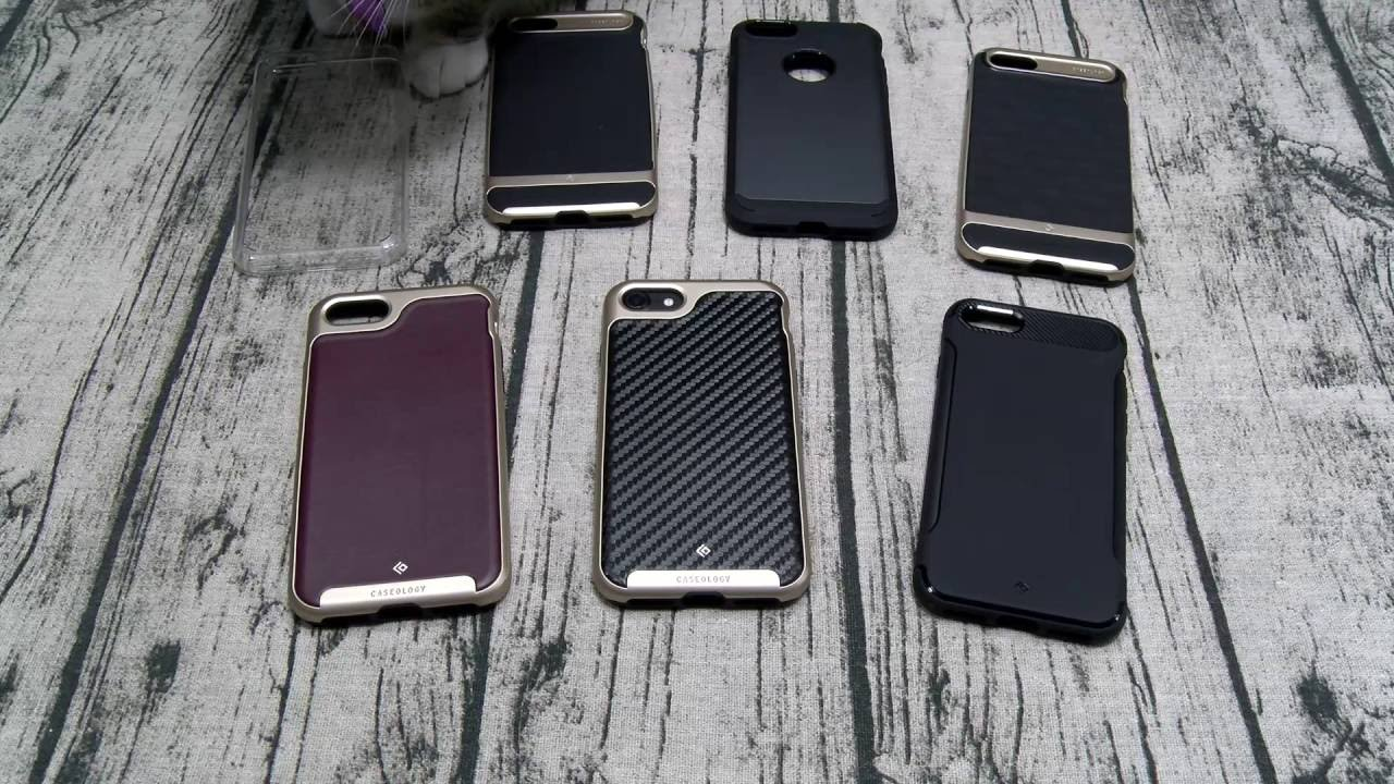 best loved 87dc7 c74a5 iPhone 7 Caseology Case Lineup