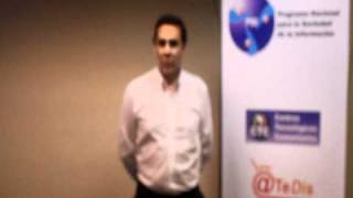 Ricardo Ortíz (coordinador del NAC de Palpalá, Jujuy)